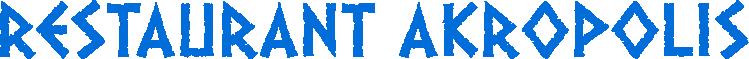 Logo Restaurant Akropolis